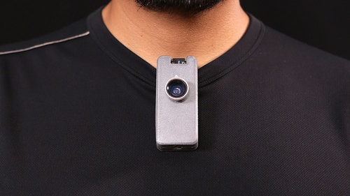Raspberry Pi Wearable Time Lapse Camera