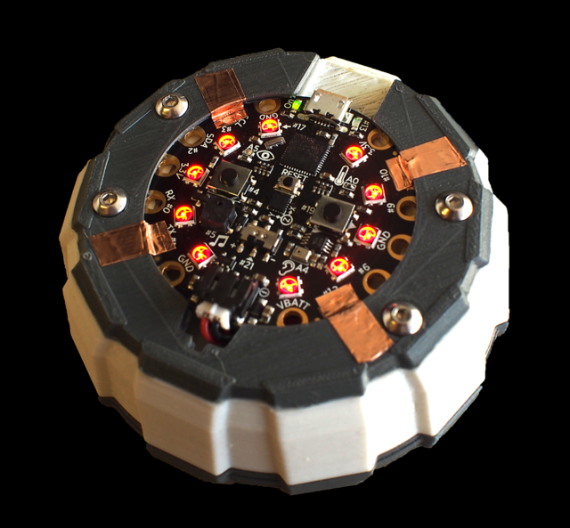 Circuit Playground Password Vault