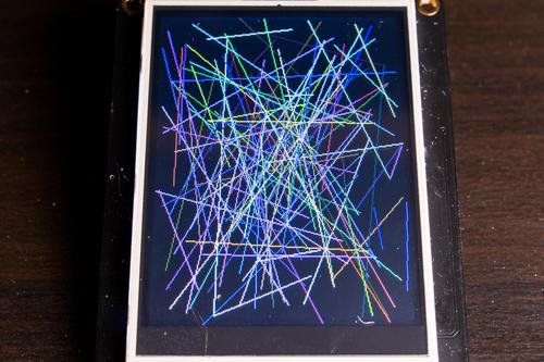 Adafruit Neopixel Neomatrix 8x8 64 Rgb Led Pixel Matrix