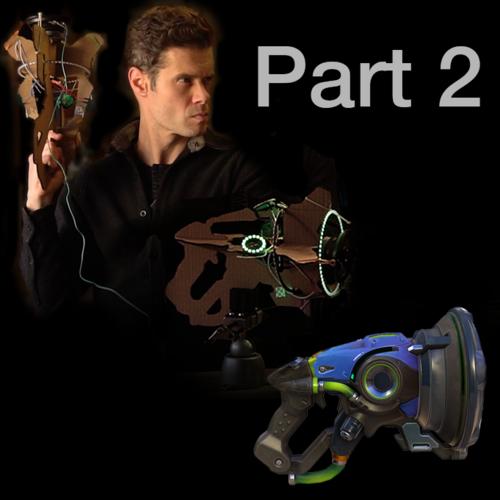 Overwatch Prop Gun: Lucio's Blaster Pt. 2