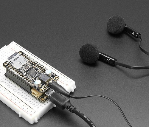 Adafruit Music Maker FeatherWing
