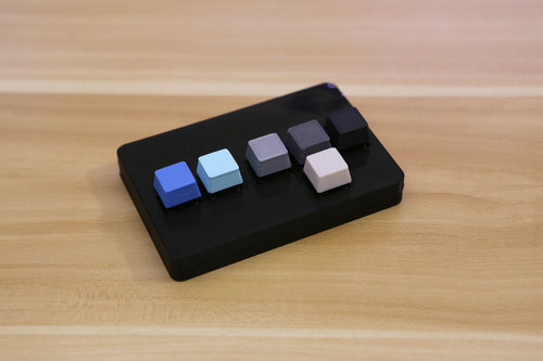 Custom Bluetooth Cherry MX Gamepad