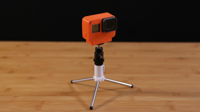 GoPro Hero 5 NinjaFlex Case with Tripod