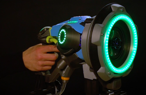 Overwatch Prop Gun: Lucio's Blaster Pt. 3