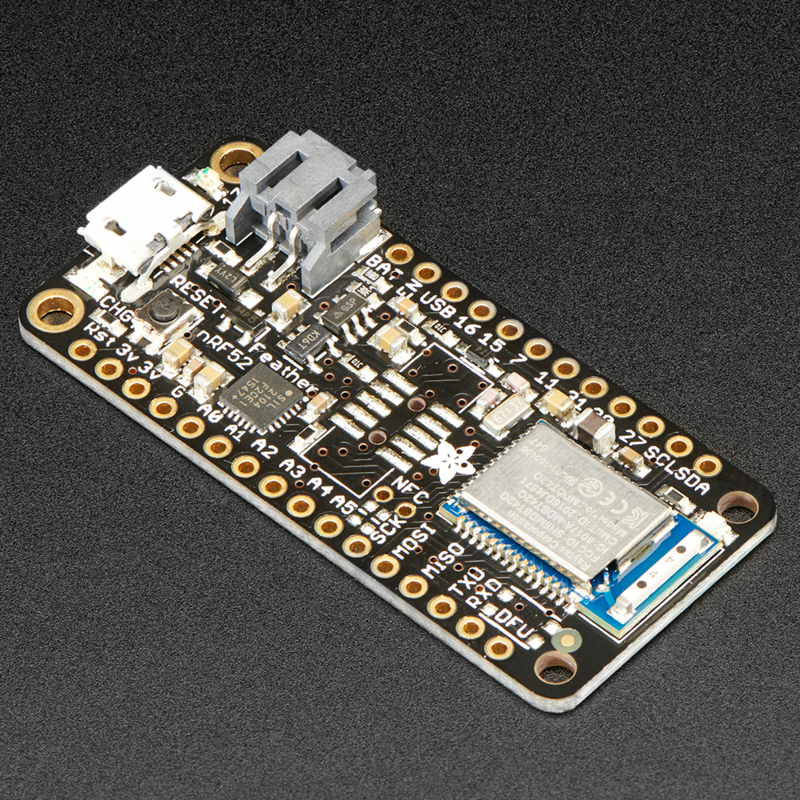 nRF52 ADC | Bluefruit nRF52 Feather Learning Guide