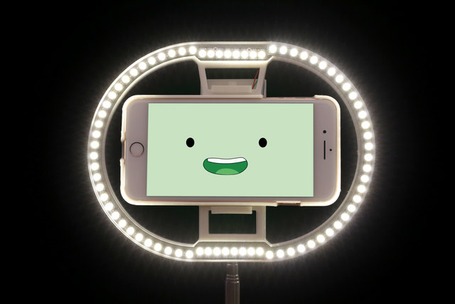 Camera LED Ring Light