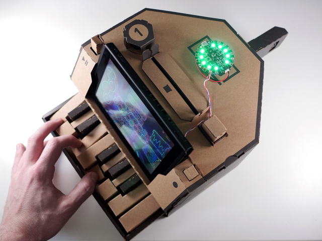 Labo Piano Light FX