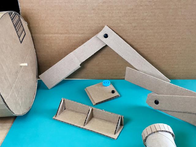 Cardboard Fundamentals