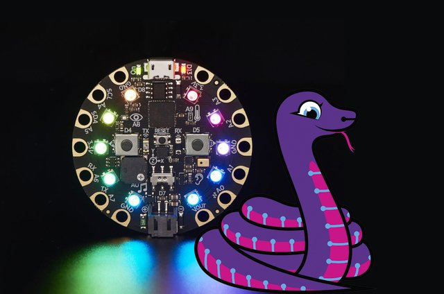 CircuitPython Made Easy on Circuit Playground Express
