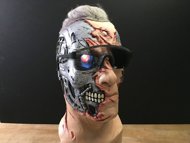 Terminator Eyeball Upgrade