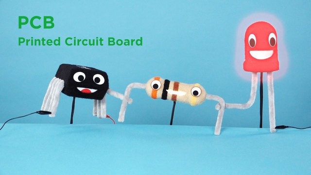 Circuit Playground - P is for PCB