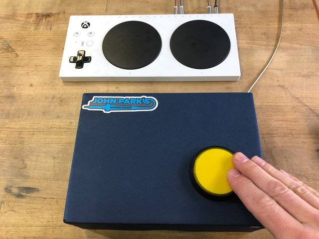 DIY Adaptive Game Controllers