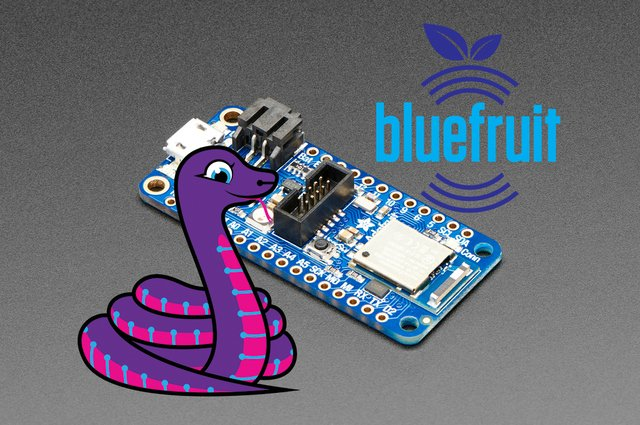 Getting Started with CircuitPython and Bluetooth Low Energy
