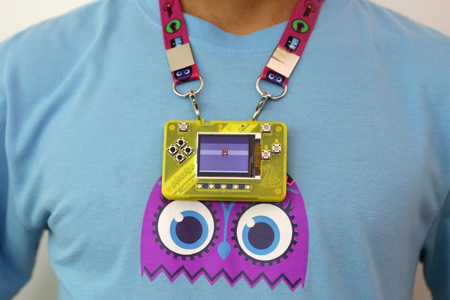 PyBadge Case