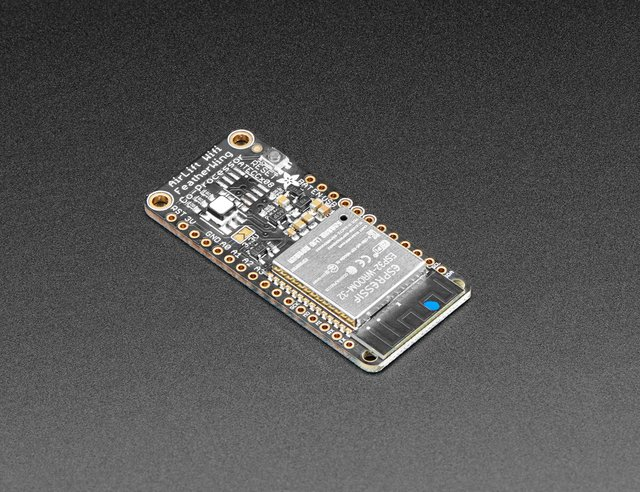 Adafruit AirLift FeatherWing - ESP32 WiFi Co-Processor