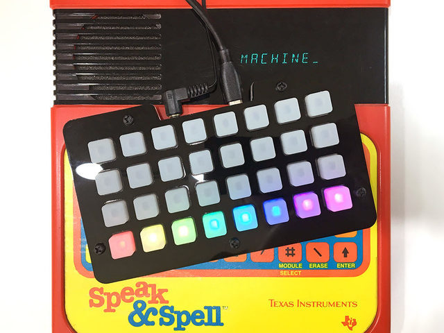 Bringing Back THE VOICE of Speak & Spell