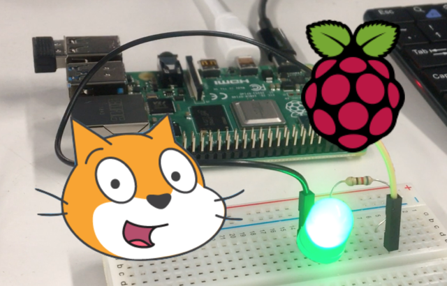 Programming with Scratch 2 or 3 on Raspberry Pi