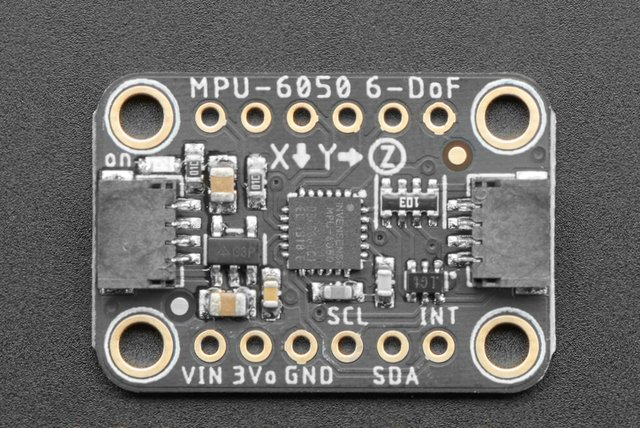 MPU6050 6-DoF Accelerometer and Gyro