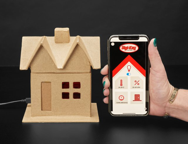 Digi-Key IoT Studio Mini Smart Home