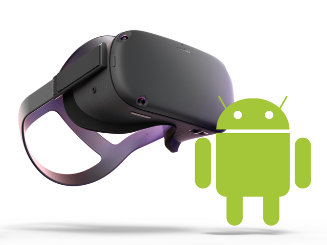 Sideloading Apps on Oculus Quest