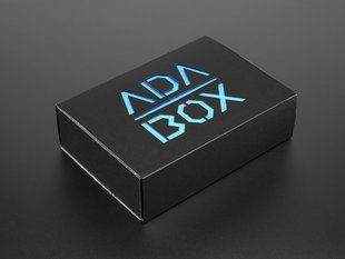 AdaBox001 - Welcome to the Feather Ecosystem
