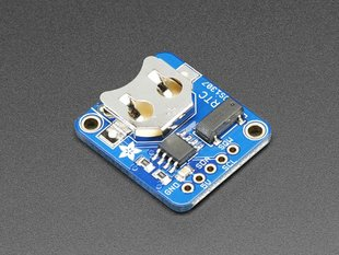 Adafruit DS1307 Real Time Clock Assembled Breakout Board